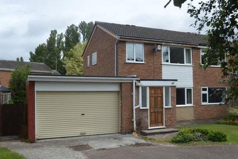 3 bedroom semi-detached house to rent - Equity Road East, Earl Shilton