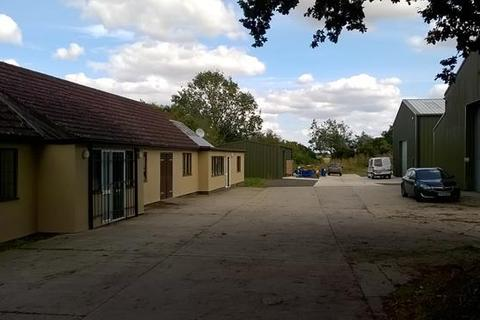 Light industrial for sale - Brick Kiln Lane, Morningthorpe, Norwich, Norfolk, NR15 2LH
