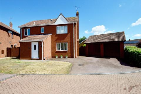 4 bedroom detached house for sale - Abbotts Grove, Peterborough