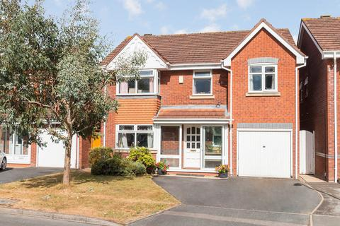 5 bedroom detached house for sale - Darnford Close, Hall Green, Birmingham