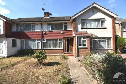 2 bedroom terraced house to rent - Craneswater, UB3
