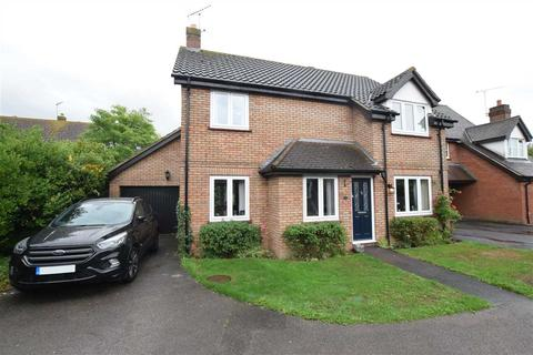 4 bedroom detached house for sale - Fawkner Close, Chelmer Village, Chelmsford