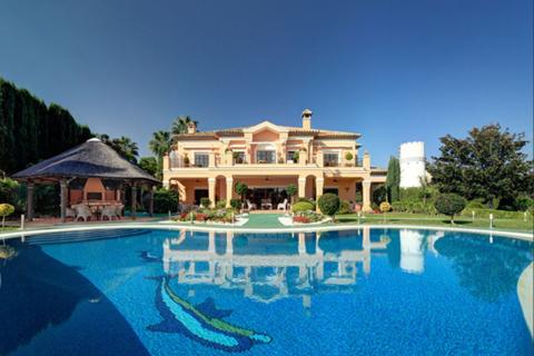 5 bedroom villa  - Atalaya de rio verde, Málaga