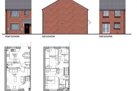3 bedroom semi-detached house for sale - Plot 23 Reddings Lane, Tyseley, Birmingham B11 3HB