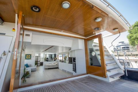 2 bedroom houseboat for sale - Imperial Wharf Marina, Fulham, SW6