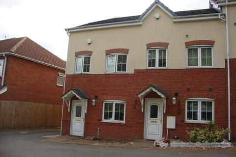 2 bedroom end of terrace house to rent - Wagon Lane, Solihull, B92 7PW