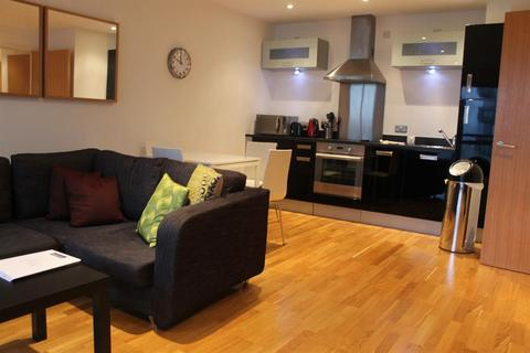 1 bedroom flat to rent - Gateway East,Marsh Lane, Leeds, LS9 8AZ