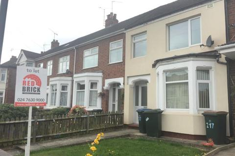 3 bedroom terraced house to rent - Middlemarch Road, Radford, Coventry