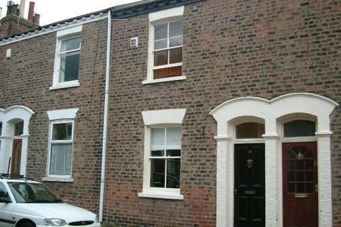 2 bedroom terraced house to rent - Cleveland Street, York, North Yorkshire, YO24 4BS