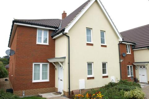 2 bedroom end of terrace house to rent - Latimer Close, Bristol