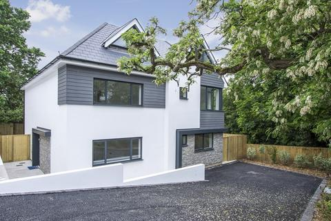 4 bedroom townhouse to rent - 64b, 66 Danecourt Road, Lower Parkstone, Poole BH14 0PQ