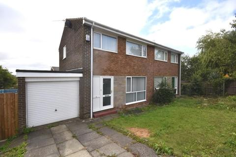 3 bedroom semi-detached house to rent - Wooley Drive, Ushaw Moor, Durham, DH7