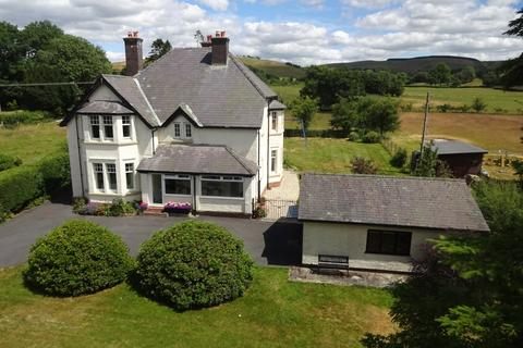 5 bedroom detached house for sale - St. Harmon, Rhayader, Powys