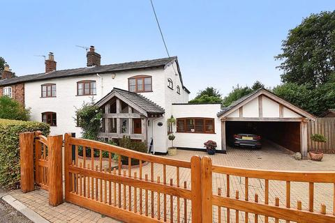 3 bedroom cottage for sale - Hoo Green Lane, Mere