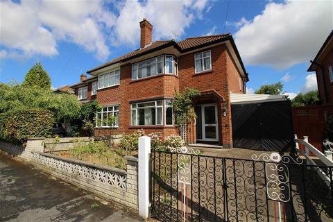 3 bedroom semi-detached house for sale - Harewood Road, Allestree, Derby