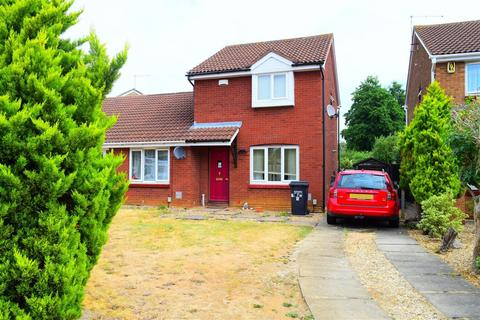 3 bedroom semi-detached house for sale - Tiptoe Close, Northampton