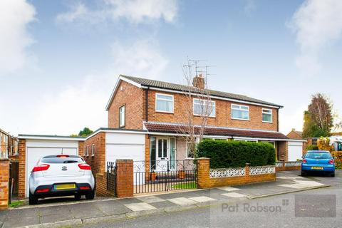 3 bedroom semi-detached house for sale - Ridley Close, Red House Farm, Gosforth