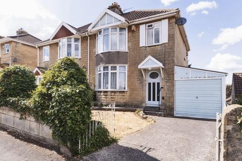 3 bedroom semi-detached house for sale - Sladebrook Road, Bath