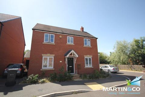4 bedroom detached house to rent - Brindley Avenue, Edgbaston, B16