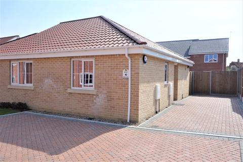 2 bedroom semi-detached bungalow for sale - Plot 10 Meadowlands, Wrentham