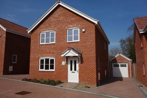 4 bedroom detached house for sale - Plot 12 Meadowlands, Wrentham