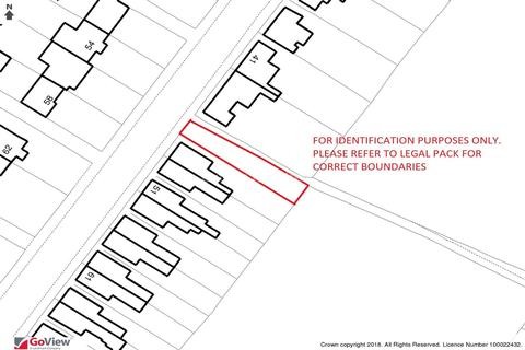 Land for sale - Land at Stonebank Road, Kidsgrove,Stoke-on-trent
