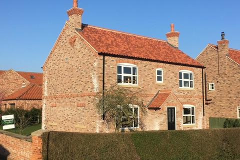 5 bedroom detached house for sale - New House, Back Lane, East Cowick, DN14 9ET