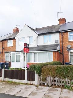 2 bedroom terraced house to rent -  Round Road, Erdington, Birmingham B24
