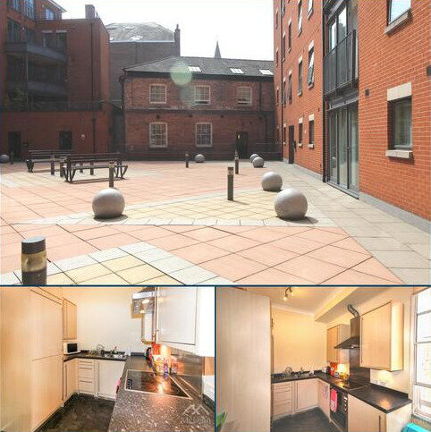 1 bedroom flat to rent - Weekday Cross, Pilcher Gate, Nottingham NG1