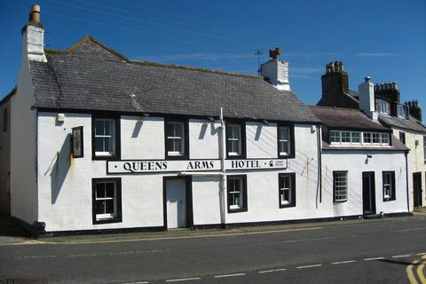 Hotel for sale - Queens Arms Hotel, 22 Main Street, Isle of Whithorn, Newton Stewart DG8 8LF