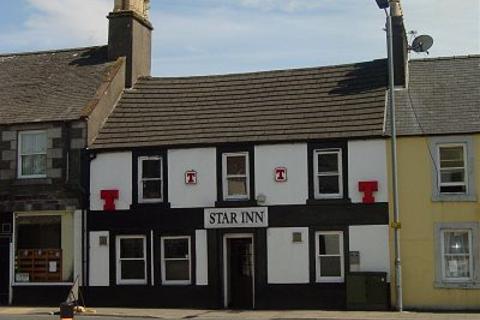 Pub for sale - Star Inn, 11 Dashwood Square, Newton Stewart DG8 6EQ