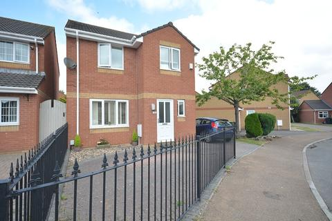 3 bedroom detached house for sale - Mitchell Close, St. Mellons, Cardiff. CF3
