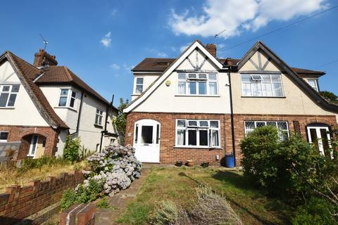 4 bedroom semi-detached house for sale - Brinklow Crescent, Shooters Hill, SE18 3BS