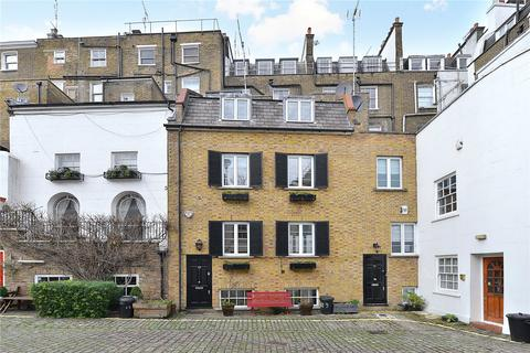 4 bedroom mews to rent - Craven Hill Mews, London, W2