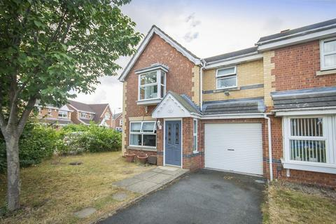 3 bedroom townhouse for sale - Fellow Lands Way, Chellaston