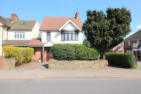 3 bedroom detached house for sale - Montrose Avenue, Luton, Bedfordshire, LU3 1HS