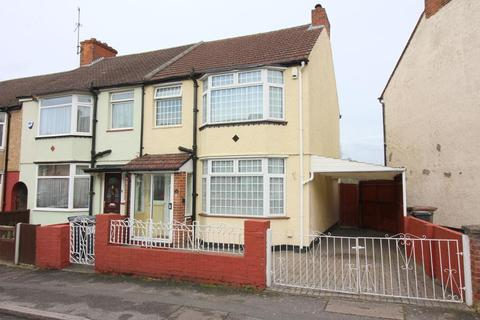 3 bedroom end of terrace house for sale - Shelley Road, Luton, Bedfordshire, LU4 0JA