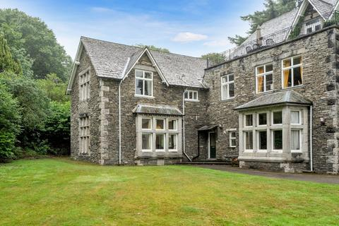 2 bedroom ground floor flat for sale - Stock Park Mansion, Flat 1, High Stott Park, Ulverston, Cumbria, LA23 8AY