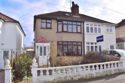 3 bedroom semi-detached house for sale - Ingleton Avenue, Welling, Kent, DA16 2JY