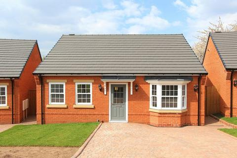 2 bedroom detached bungalow for sale - WOMBOURNE, 3 Cartwright Gardens off Sytch Lane