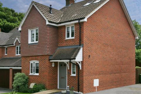 4 bedroom detached house for sale - Cloudbank, South Wonston, Winchester