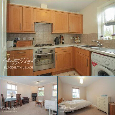 2 bedroom flat to rent - Highfield Close, SE13