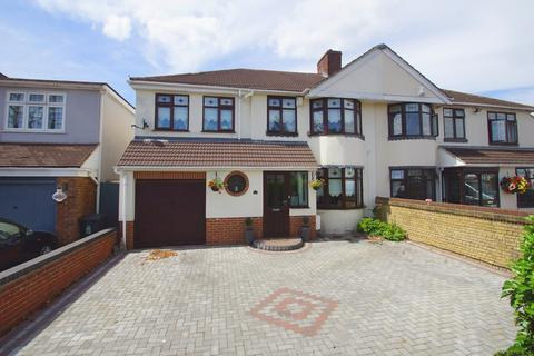 5 bedroom semi-detached house for sale - Meadow View, Sidcup, DA15