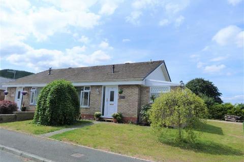 2 bedroom bungalow for sale - Lletty'r Eos, 26, Gerddi Cledan, Carno, Caersws, Powys, SY17