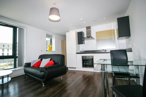 Studio to rent - Cotton Lofts, Fabrick Square