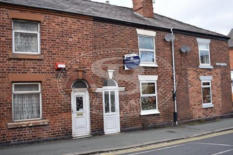 2 bedroom terraced house to rent - Stewart Street, Crewe