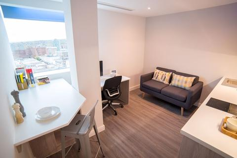 Studio to rent - Union Street S1