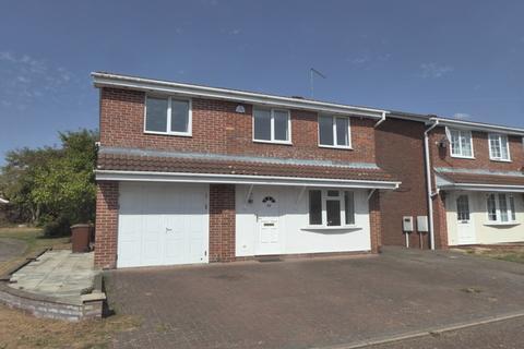 4 bedroom detached house for sale - Fleetwind Drive, East Hunsbury, NN4