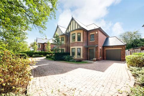 5 bedroom semi-detached house for sale - Knutsford Road, Wilmslow, Cheshire, SK9