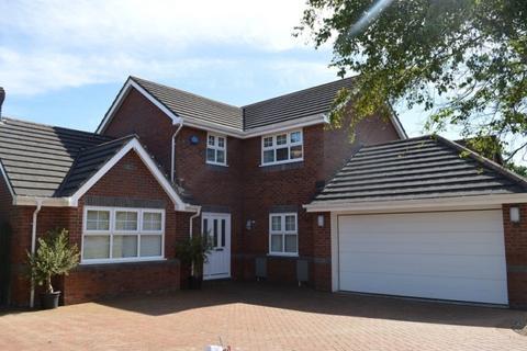 4 bedroom detached house to rent - 21 Ffordd Draenen Ddu West Cross Swansea